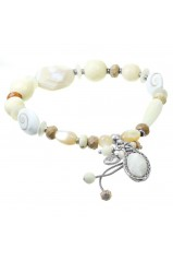 "Bracelet Franck Herval commection ""Opaline"" 13--60880"