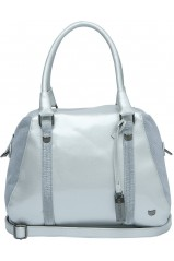 Sac Lollipops Tiger Small Shopper Argent