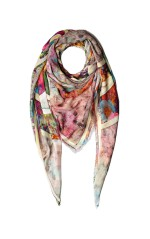 Guess Keffieh Femme AW7731 Multicolore