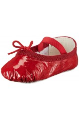 BLOCH Chaussons CHA CHA ROUGE