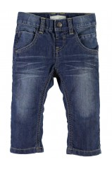 Jeans slim Name It Agnar mini Dark blue
